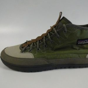 Patagonia Willow Green Men's Sneakers Shoes Size 9